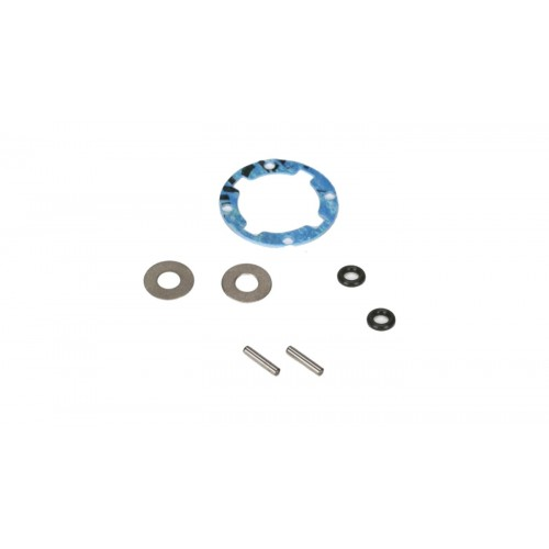Losi Diff Gasket& Misc:...
