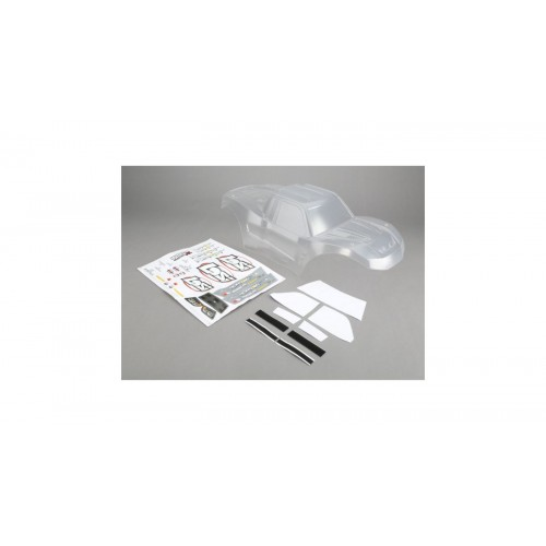 Losi 1/5 Clear Body with...
