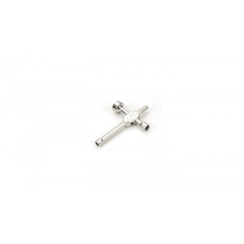 Losi 4-Way Wrench Steel...