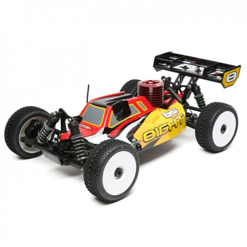 Losi 1/8 8IGHT 4WD Buggy...