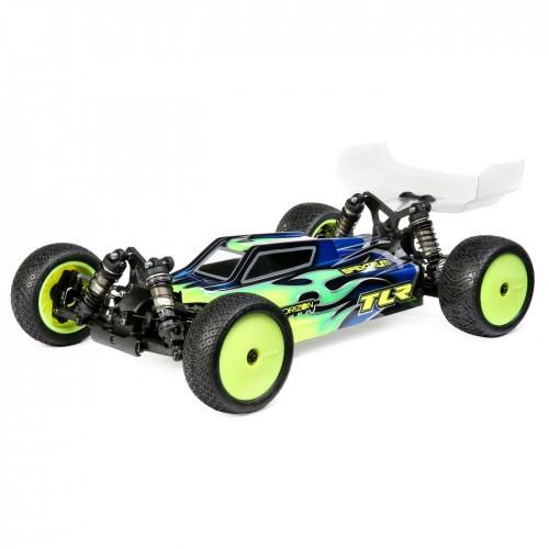 Team Losi Racing 1/10 22X-4...