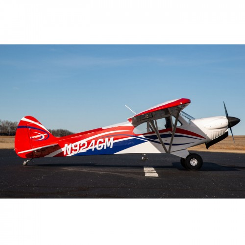 Carbon Cub FX-3 100-200cc HAN528011 Hangar 9 Side Windows