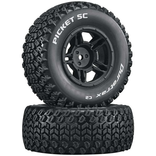 Picket SC C2 Mounted Tires:...