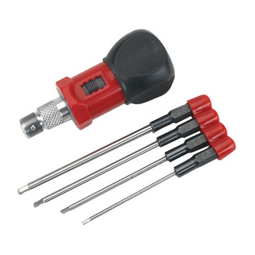 4-Piece Metric Hex Wrench...