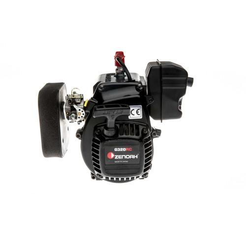 Zenoah G320 with air filter...