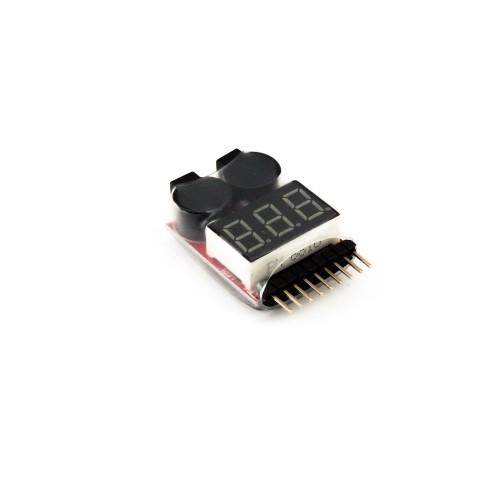 LiPo Voltage Checker...