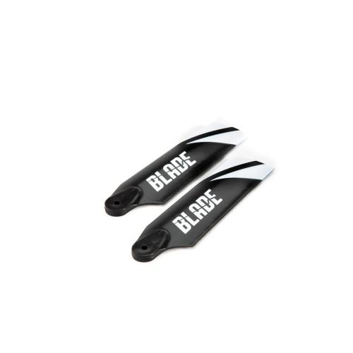 Plastic Tailrotor Blades...