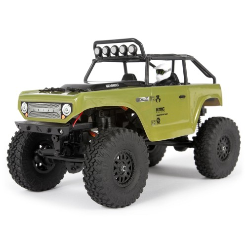 1/24 SCX24 Deadbolt 4WD...