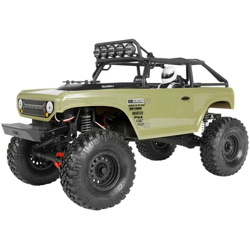 1/10 SCX10 II Deadbolt 4WD...