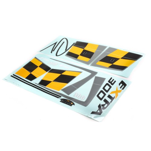 Decal Sheet: Extra 300 1.3m...