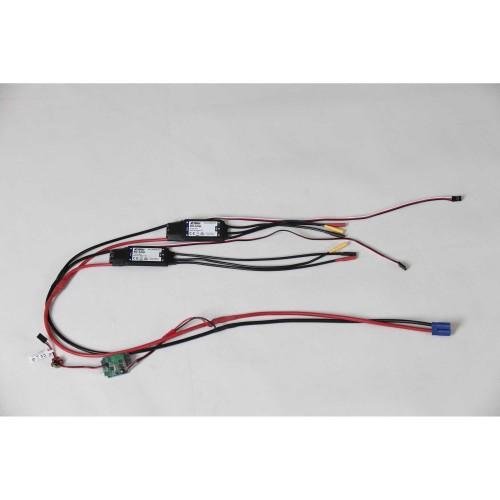 80-Amp Brushless ESC Pro...