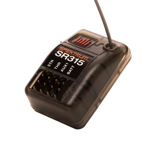 SR315 DSMR 3-Channel Sport...