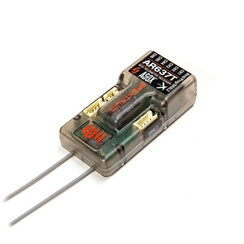 AR637T DSMX 6-Channel AS3X...