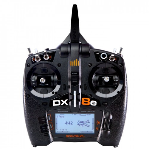 DX8e 8 Channel Transmitter...