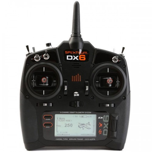 DX6 6-Channel DSMX...