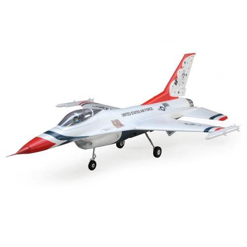 F-16 Thunderbirds 70mm EDF...