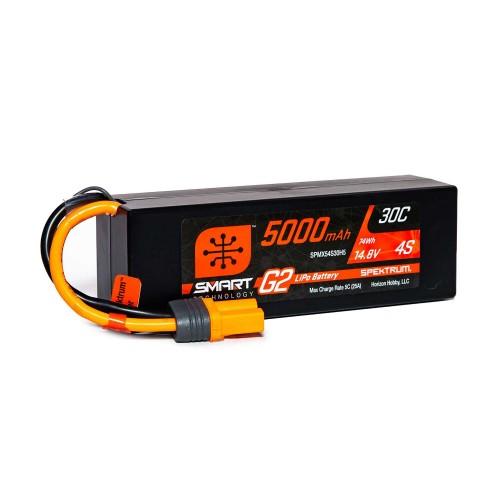 14.8V 5000mAh 4S 30C Smart...