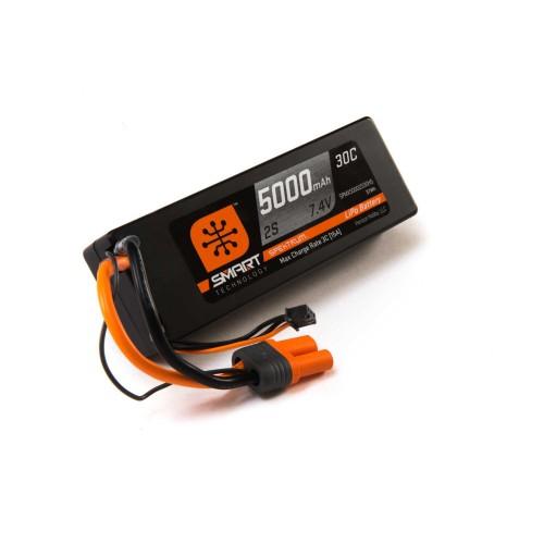 7.4V 5000mAh 2S 30C Smart...