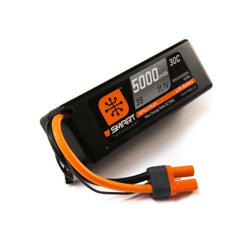 11.1V 5000mAh 3S 30C Smart...