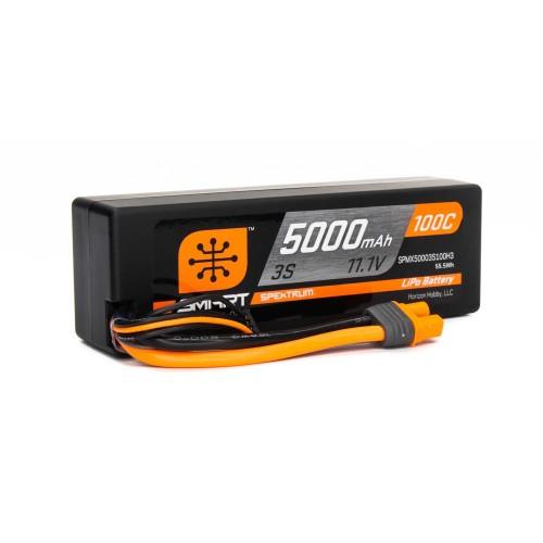 11.1V 5000mAh 3S 100C Smart...