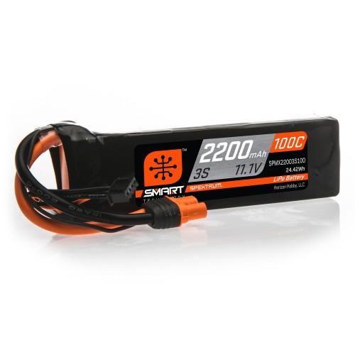 11.1V 2200mAh 3S 100C Smart...
