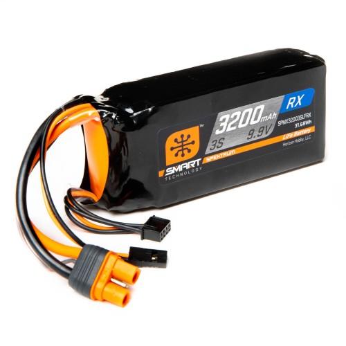 9.9V 3200mAh 3S 15C Smart...