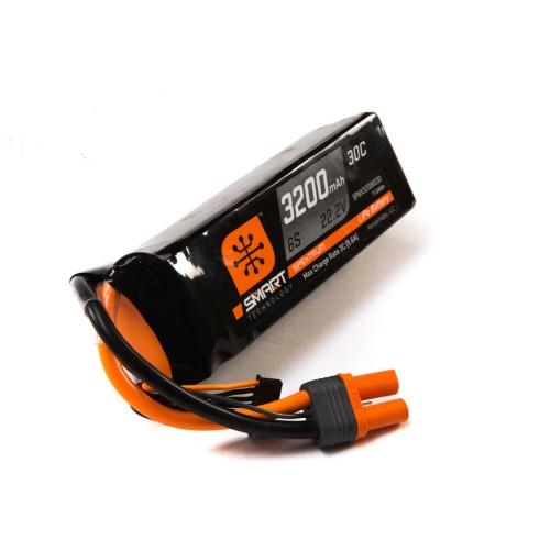 22.2V 3200mAh 6S 30C Smart...
