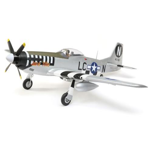 P-51D Mustang 1.2m BNF...