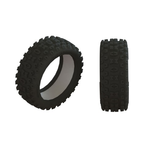 1/8 2HO Front/Rear 3.2 Tire...