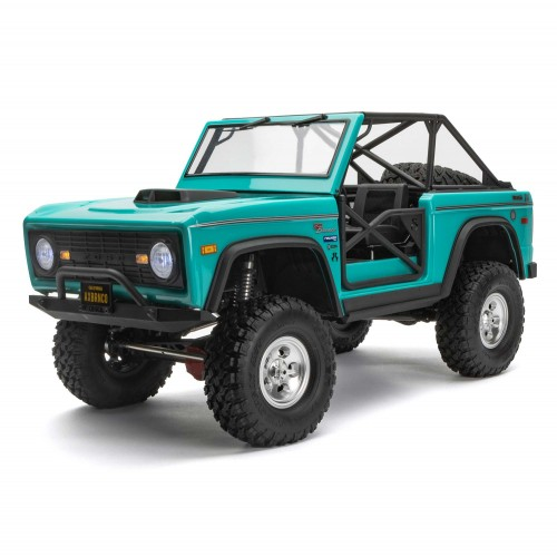 1/10 SCX10 III Early Ford...