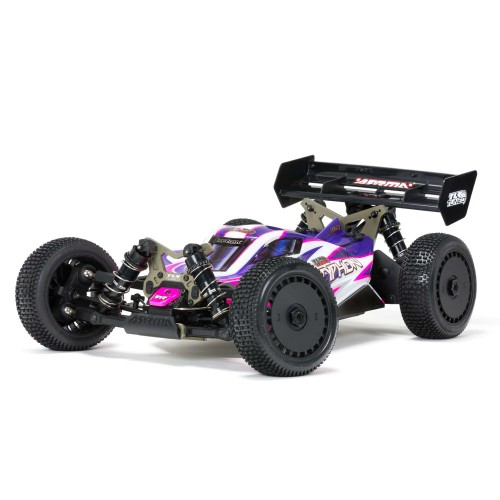 1/8 TLR Tuned TYPHON 4WD...