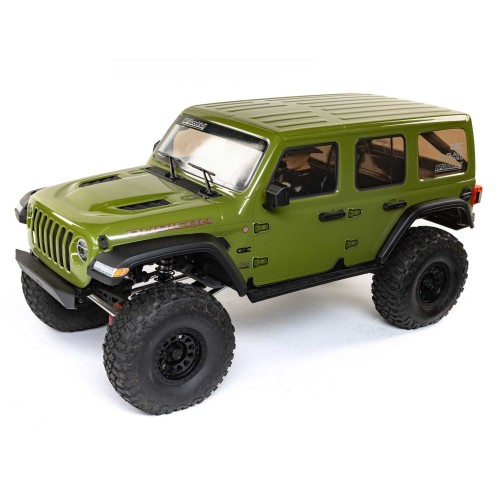 1/6 SCX6 Jeep JLU Wrangler...